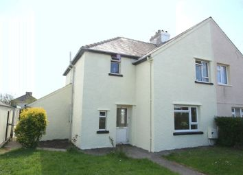 Thumbnail 3 bed semi-detached house for sale in Barons Close, Llantwit Major