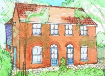 Thumbnail Land for sale in Long Row, Leiston