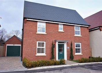 Thumbnail 3 bed detached house for sale in Kilvington Grove, Middlesbrough