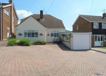 Thumbnail 2 bed detached bungalow for sale in Herbert Road, Hextable, Swanley