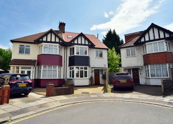 Thumbnail 5 bed semi-detached house to rent in Powis Gardens, London