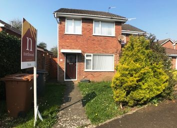 Thumbnail 3 bedroom semi-detached house to rent in Marlston Avenue, Irby, Wirral