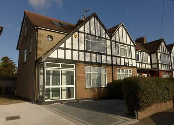 Thumbnail End terrace house for sale in Fisher Road, Harrow Weald, Middlesex