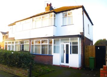Thumbnail 3 bed semi-detached house for sale in Acre Street, Denton