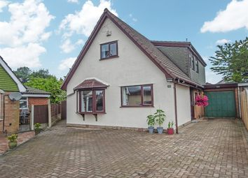 Thumbnail 4 bed detached house for sale in Highfield Avenue, Farington, Leyland