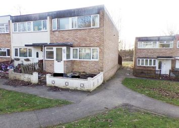 Thumbnail 3 bed end terrace house for sale in Tulla Court, Bletchley, Milton Keynes