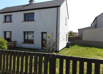 Thumbnail 2 bed semi-detached house for sale in North Murchison Street, Wick