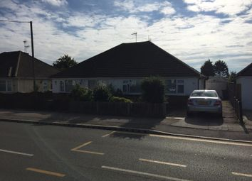 Thumbnail 2 bed semi-detached bungalow to rent in Colewood Road, Whitstable