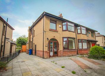 Thumbnail 3 bed semi-detached house to rent in Princess Avenue, Clitheroe