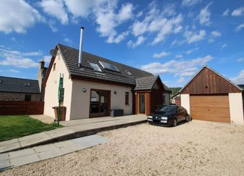 Thumbnail 3 bedroom detached house for sale in Dallas, Forres
