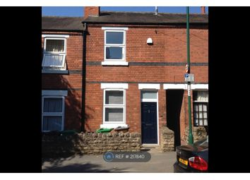 Thumbnail 2 bedroom terraced house to rent in Allington Avenue, Nottingham