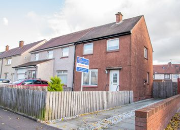 Thumbnail 2 bed semi-detached house for sale in Gerald Terrace, Stenhousemuir