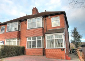 Thumbnail 3 bed semi-detached house for sale in Claremont Avenue, Lemington, Newcastle Upon Tyne