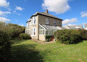 Thumbnail 5 bed detached house for sale in White Cross, Cury, Helston