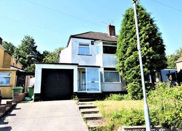 3 bed semi-detached house for sale in Glastonbury Terrace, Llanrumney, Cardiff CF3