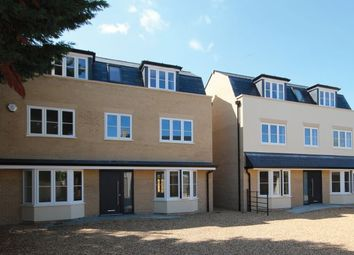 Thumbnail 5 bed detached house to rent in Station Road, Willingham, Cambridge