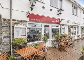 Thumbnail Restaurant/cafe for sale in Casa Juan, The Square, Mawnan Smith, Falmouth