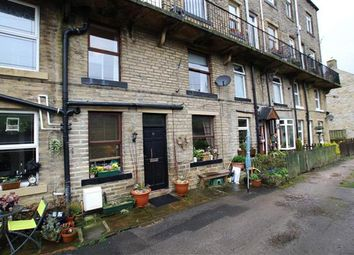 Thumbnail 2 bed terraced house for sale in Thorn View, Luddenden, Halifax