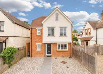 Thumbnail 4 bed detached house for sale in Station Road, Loughton