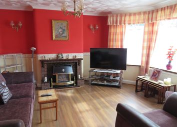 Thumbnail 4 bed semi-detached house for sale in Malvern Terrace, Winchester Road, Shirley, Southampton