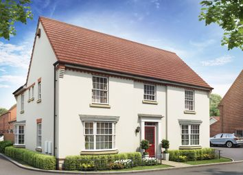 """Thumbnail 5 bedroom detached house for sale in """"Earlswood"""" at Southfleet Road, Swanscombe"""
