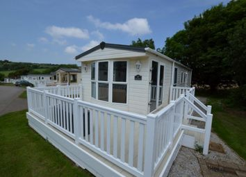 Thumbnail 2 bedroom detached bungalow for sale in Praa Sands Holiday Village, Praa Sands, Penzance, Cornwall