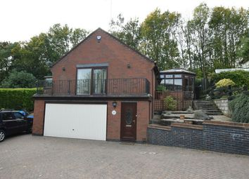 Thumbnail 3 bed detached house for sale in Mount Crescent, Broadmeadows, South Normanton, Derbyshire