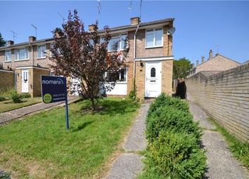 Thumbnail 3 bed end terrace house for sale in Walnut Close, Yateley, Hampshire