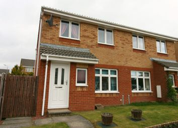 Thumbnail 3 bed semi-detached house for sale in Howe Drive, Blackwood