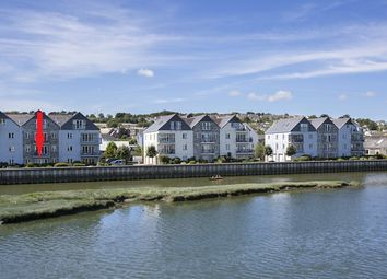 Thumbnail 2 bed flat for sale in Town Quay, Harbour Road, Wadebridge
