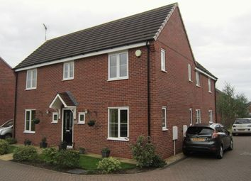 Thumbnail 5 bed detached house for sale in Buchanan Close, Banner Brook Park, Coventry