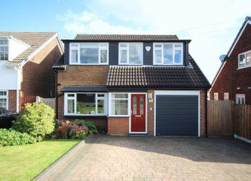 Thumbnail 4 bedroom detached house for sale in Mercer Lane, Norden, Rochdale