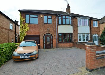 5 bed semi-detached house for sale in Northdene Road, Leicester LE2