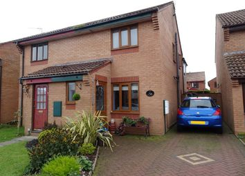 Thumbnail 3 bed semi-detached house for sale in Ogmore Drive, Nottage, Porthcawl