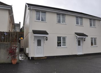 Thumbnail 3 bedroom property to rent in Holmbush Road, St. Austell
