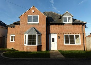 Thumbnail 4 bed detached house for sale in Firfield Avenue, Birstall, Leicester, Leicestershire