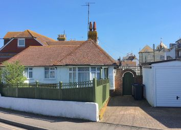 Thumbnail 3 bed bungalow for sale in Richmond Road, Pevensey Bay, Pevensey