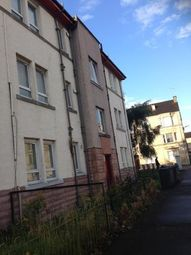 Thumbnail 1 bed flat to rent in Ladyburn Street, Paisley