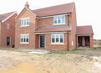 Thumbnail 5 bed detached house for sale in Woodbastwick Road, Blofield, Norwich