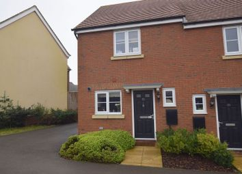 Thumbnail 2 bed end terrace house for sale in Arran Way, Bletchley, Milton Keynes