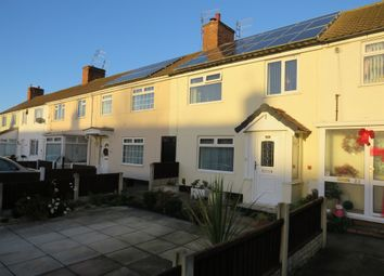 Thumbnail 2 bed terraced house for sale in Orrets Meadow Road, Woodchurch, Wirral