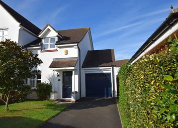 Thumbnail 2 bedroom semi-detached house for sale in Broadclyst, Exeter, Devon