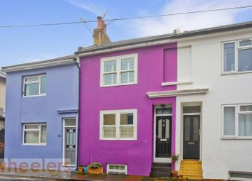 Thumbnail 2 bed terraced house for sale in Southampton Street, Hanover, Brighton