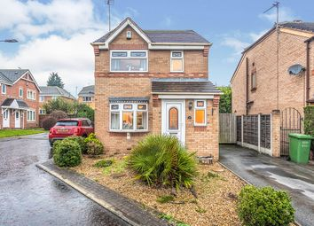 3 bed detached house for sale in Wordsworth Approach, Pontefract, West Yorkshire WF8