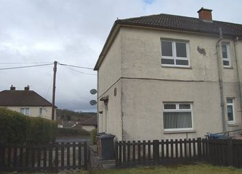 Thumbnail 2 bed flat to rent in 42 Glencairn, Cumnock, East Ayrshire