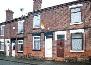 Thumbnail 2 bedroom terraced house for sale in Chilton Street, Heron Cross, Stoke-On-Trent