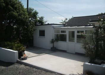 Thumbnail 1 bed flat to rent in Gilly Lane, Whitecross, Penzance