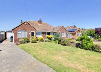 Thumbnail 3 bed bungalow for sale in Seamill Park Crescent, Worthing, West Sussex