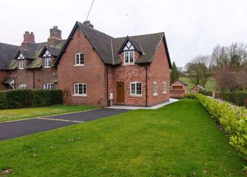 Thumbnail 4 bed property for sale in Grange Lane, Whitegate, Cheshire