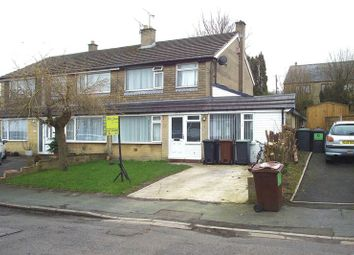 Thumbnail 4 bed semi-detached house to rent in Sherwood Fold, Charlesworth, Glossop